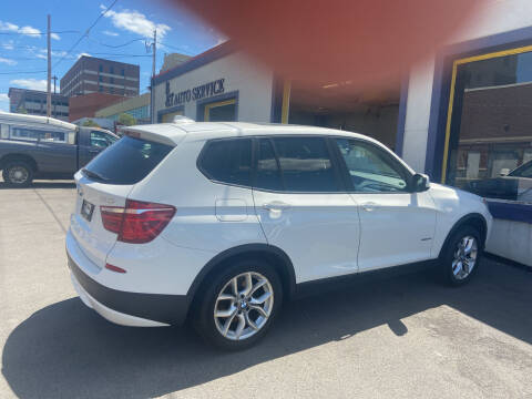 2013 BMW X3 for sale at B&T Auto Service in Syracuse NY