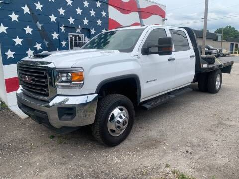 2019 GMC 3500 DUALLY for sale at The Truck Lot LLC in Lakeland FL