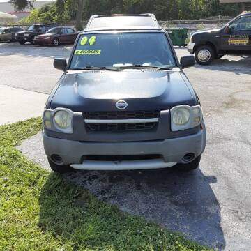 2004 Nissan Xterra for sale at Easy Credit Auto Sales in Cocoa FL