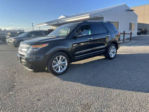 2013 Ford Explorer for sale at Mikes Auto Inc in Grand Junction CO