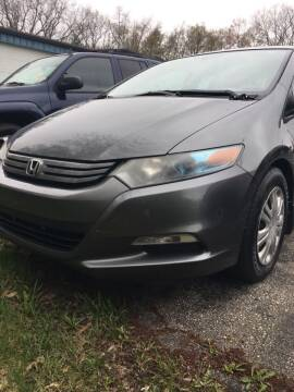 2010 Honda Insight for sale at Thompson Auto Diagnostics / Auto Sales Division in Mishawaka IN