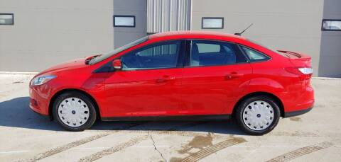 2014 Ford Focus for sale at SS Auto Sales in Brookings SD