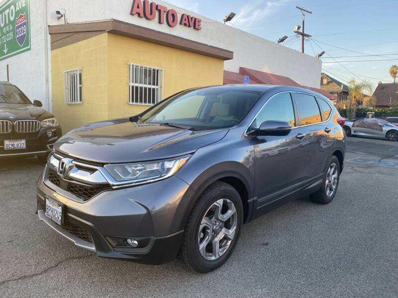 2019 Honda CR-V for sale at Auto Ave in Los Angeles CA