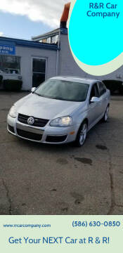 2010 Volkswagen Jetta for sale at R&R Car Company in Mount Clemens MI
