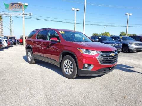2020 Chevrolet Traverse for sale at GATOR'S IMPORT SUPERSTORE in Melbourne FL