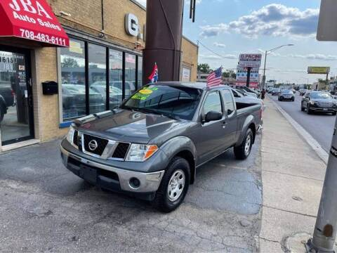 2007 Nissan Frontier for sale at JBA Auto Sales Inc in Stone Park IL