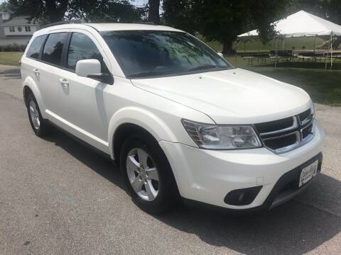2012 Dodge Journey for sale at Eddie's Auto Sales in Jeffersonville IN