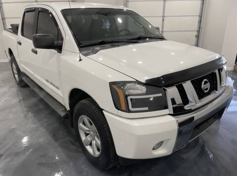 2014 Nissan Titan for sale at RVA Automotive Group in North Chesterfield VA