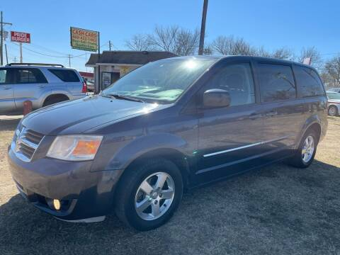 2008 Dodge Grand Caravan for sale at Texas Select Autos LLC in Mckinney TX