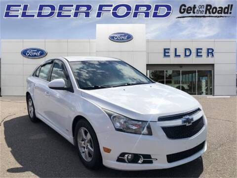 2012 Chevrolet Cruze for sale at Mr Intellectual Cars in Troy MI
