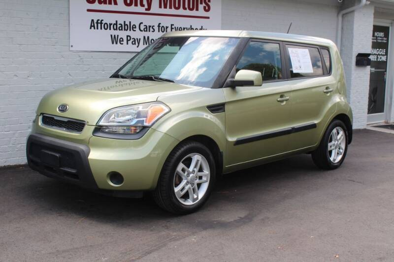 2011 Kia Soul for sale at Oak City Motors in Garner NC