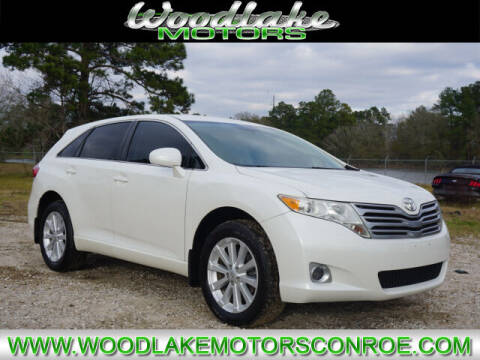 2011 Toyota Venza for sale at WOODLAKE MOTORS in Conroe TX