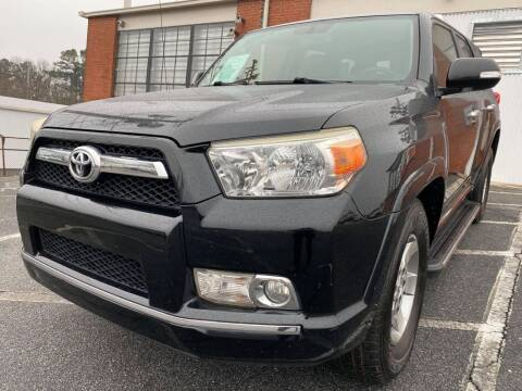 2013 Toyota 4Runner for sale at Atlanta's Best Auto Brokers in Marietta GA