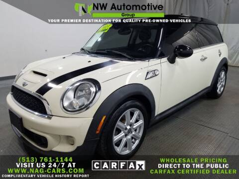 2013 MINI Clubman for sale at NW Automotive Group in Cincinnati OH