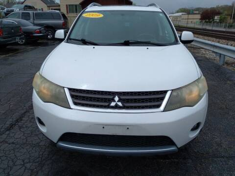 2009 Mitsubishi Outlander for sale at Discovery Auto Sales in New Lenox IL