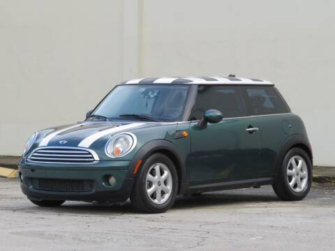 2009 MINI Cooper for sale at DK Auto Sales in Hollywood FL