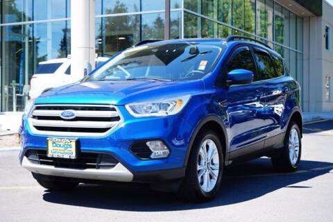 2017 Ford Escape for sale at Jeremy Sells Hyundai in Edmonds WA