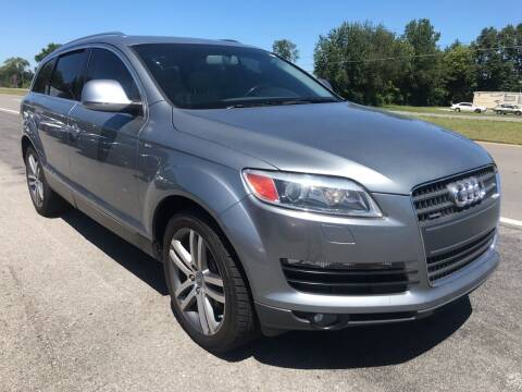 2007 Audi Q7 for sale at Tennessee Auto Brokers LLC in Murfreesboro TN