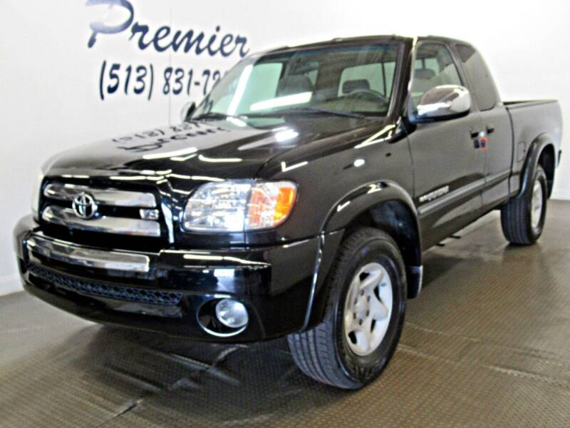 2003 Toyota Tundra for sale at Premier Automotive Group in Milford OH