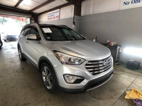 2016 Hyundai Santa Fe for sale at Allen Turner Hyundai in Pensacola FL
