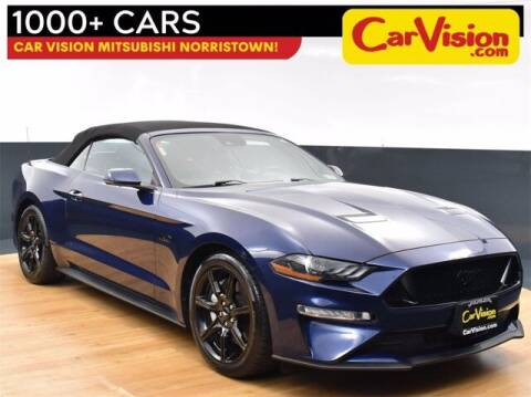 2018 Ford Mustang for sale at Car Vision Buying Center in Norristown PA