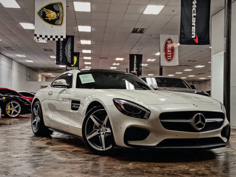 2017 Mercedes-Benz AMG GT for sale at FALCON MOTOR GROUP in Orlando FL