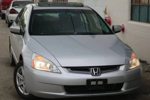 2003 Honda Accord for sale at JT AUTO in Parma OH