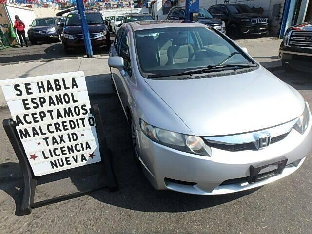 2009 Honda Civic for sale at Cedano Auto Mall Inc in Bronx NY