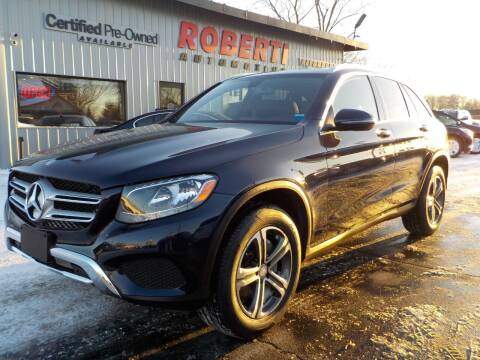 2017 Mercedes-Benz GLC for sale at Roberti Automotive in Kingston NY