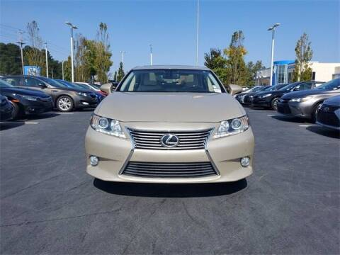 2015 Lexus ES 350 for sale at Lou Sobh Kia in Cumming GA