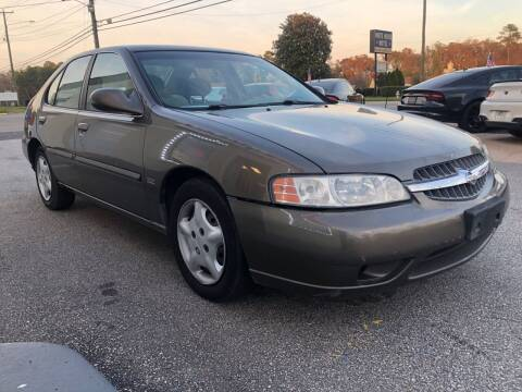 2001 Nissan Altima for sale at RVA Automotive Group in North Chesterfield VA