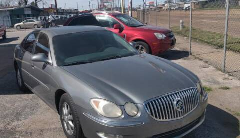 2008 Buick LaCrosse for sale at Memphis Finest Auto, LLC in Memphis TN