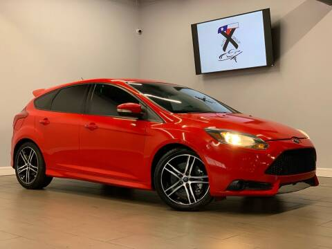 2014 Ford Focus for sale at TX Auto Group in Houston TX