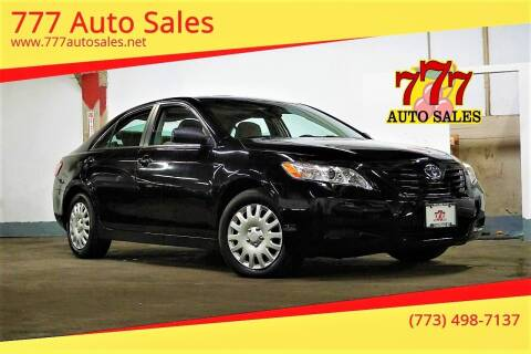 2009 Toyota Camry for sale at 777 Auto Sales in Bedford Park IL
