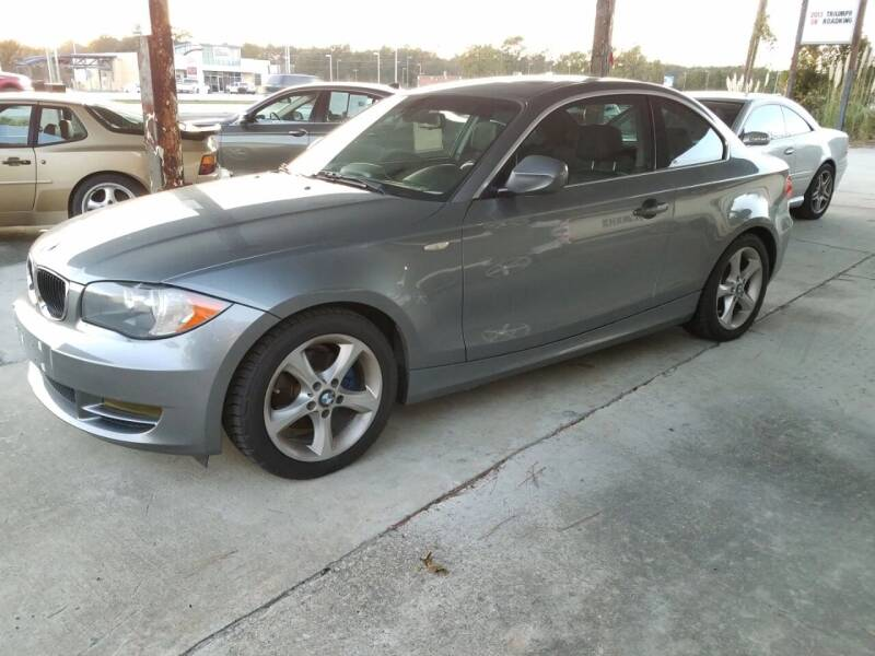 2011 BMW 1 Series for sale at Performance Autoworks LLC in Havelock NC