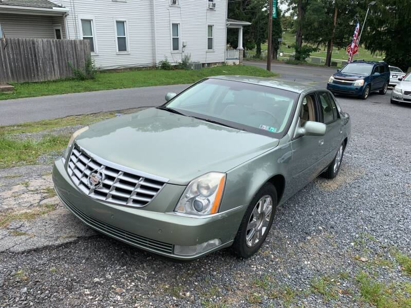 2007 Cadillac DTS for sale at Harrisburg Auto Center Inc. in Harrisburg PA