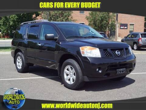 2015 Nissan Armada for sale at Worldwide Auto in Hamilton NJ