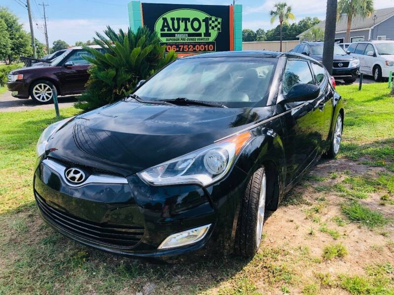 2013 Hyundai Veloster for sale at Auto 1 Madison in Madison GA