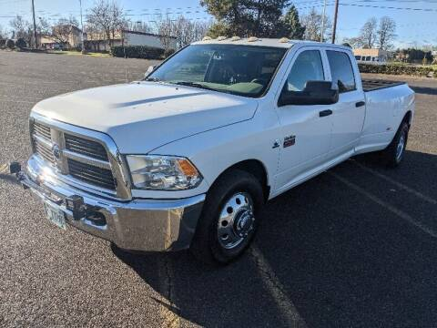 2012 RAM Ram Pickup 3500 for sale at Teddy Bear Auto Sales Inc in Portland OR