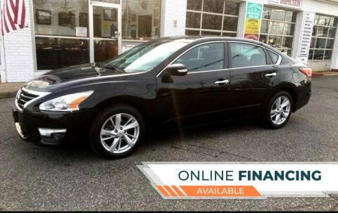 2015 Nissan Altima for sale at Cars 4 U in Haverhill MA