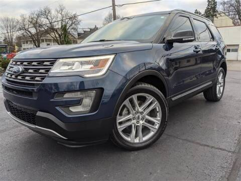 2017 Ford Explorer for sale at GAHANNA AUTO SALES in Gahanna OH
