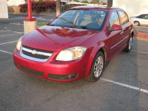 2010 Chevrolet Cobalt for sale at M&N Auto Service & Sales in El Cajon CA