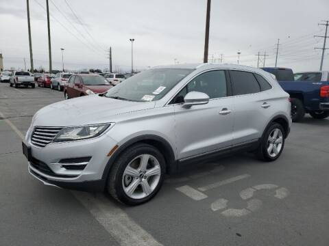 2017 Lincoln MKC for sale at A.I. Monroe Auto Sales in Bountiful UT
