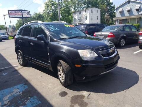 2013 Chevrolet Captiva Sport for sale at Roy's Auto Sales in Harrisburg PA