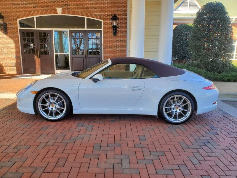 2015 Porsche 911 for sale at European Performance in Raleigh NC