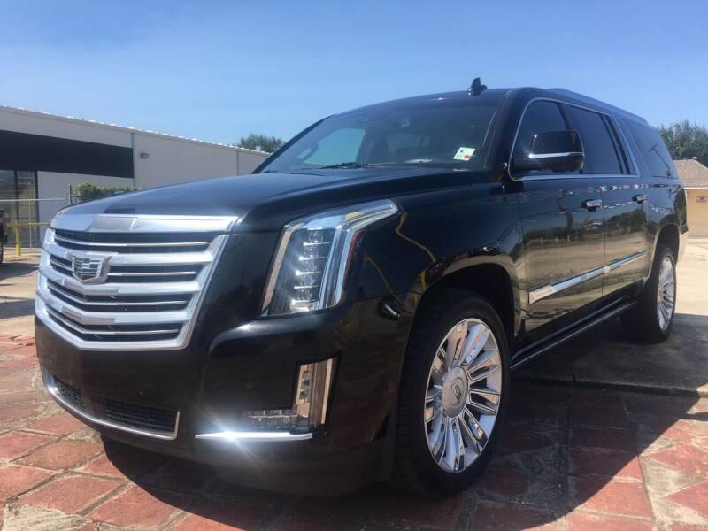 2016 Cadillac Escalade ESV for sale at CAPITOL AUTO SALES LLC in Baton Rouge LA
