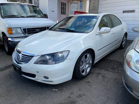 2006 Acura RL for sale at White River Auto Sales in New Rochelle NY