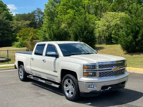 2015 Chevrolet Silverado 1500 for sale at Superior Wholesalers Inc. in Fredericksburg VA