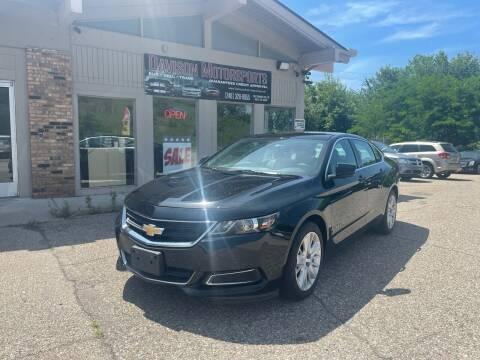 2015 Chevrolet Impala for sale at Davison Motorsports in Holly MI