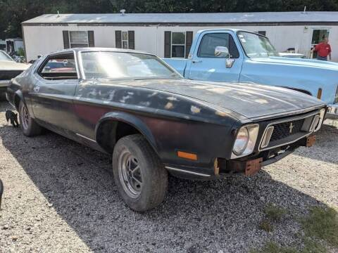 1973 Ford Mustang for sale at Classic Cars of South Carolina in Gray Court SC